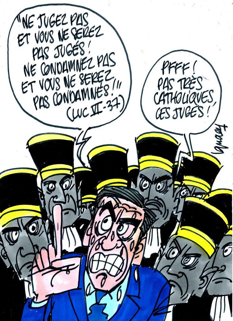 Ignace - Fillon et la justice
