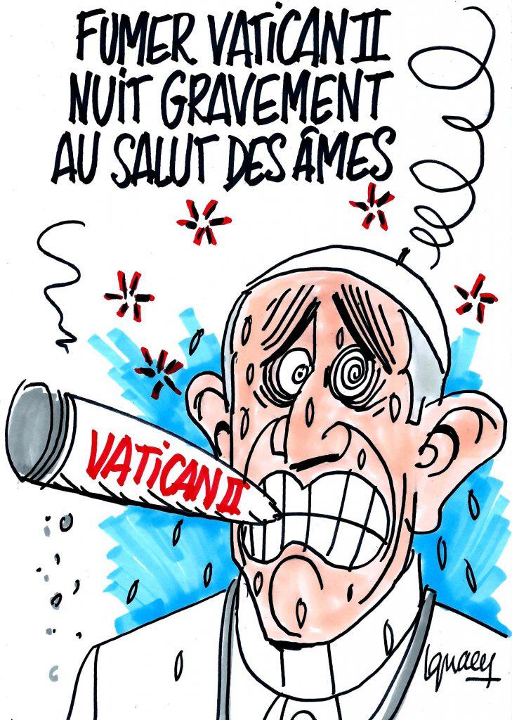 Ignace - Les dangers de Vatican II