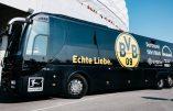 Attentat à Dortmund, un joueur blessé