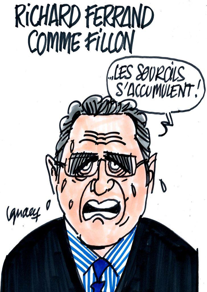 Ignace - Richard Ferrand comme Fillon