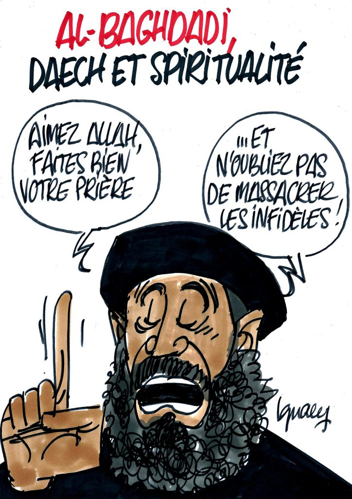 Ignace - Al-Baghdadi, Daech et spiritualité