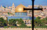 Nouvelle offensive de la christianophobie à Jérusalem!