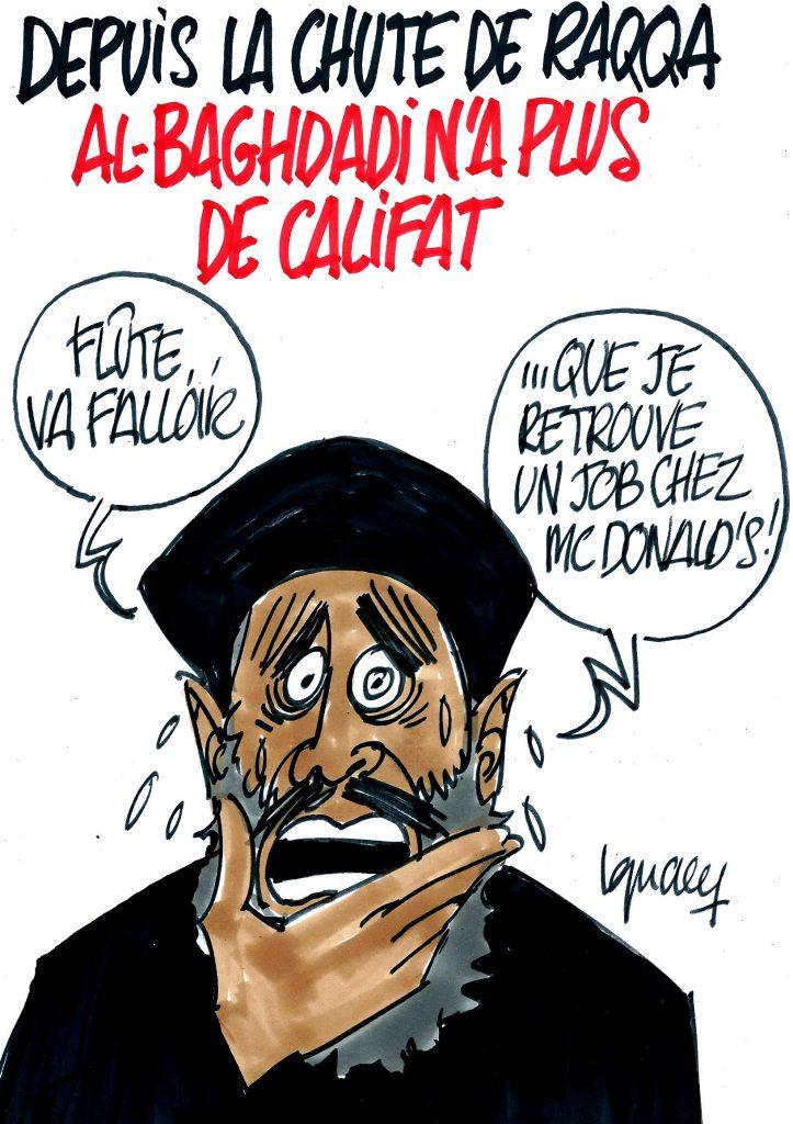 Ignace - Al-Baghdadi sans califat