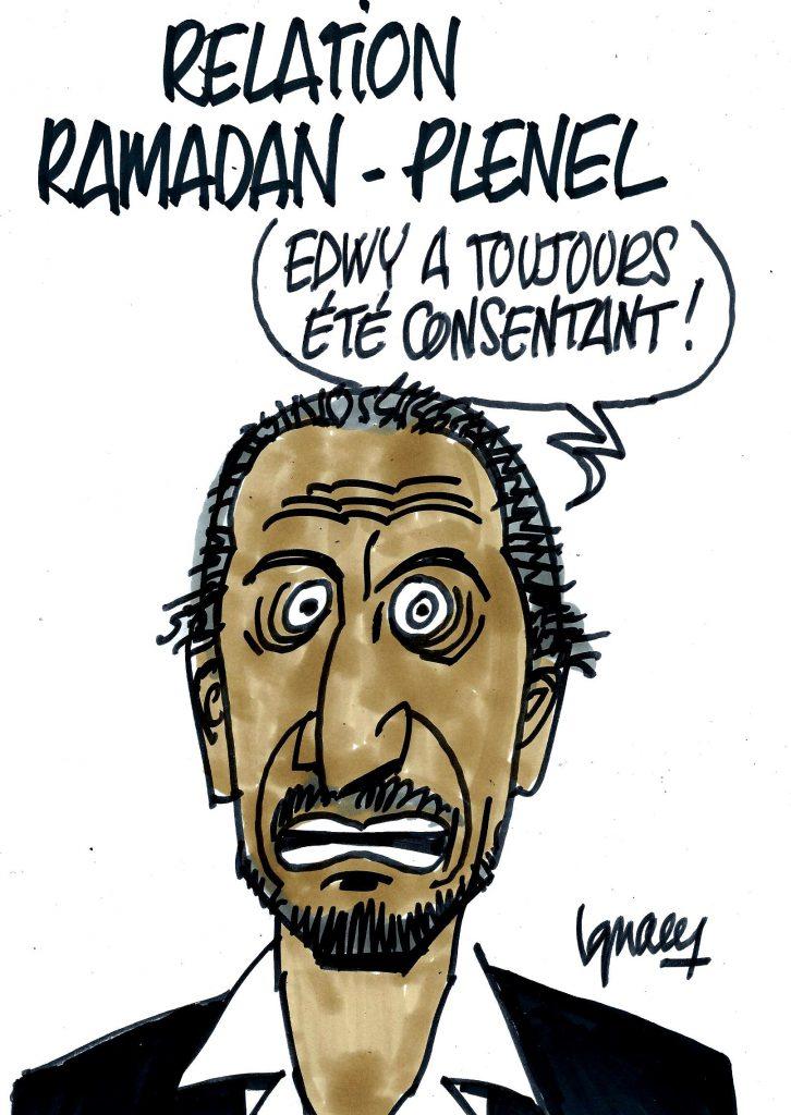 Ignace - Relation Ramadan -Plenel
