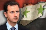 Bashar al Assad : « les raids occidentaux démontrent l'échec de l'Occident »