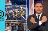 """""""L'Afrique a gagné la Coupe du monde !"""", répète un animateur de télé américain"""