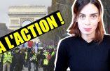 Virginie Vota brocarde la réaction gouvernementale qui a suivi la mobilisation Gilets Jaunes du 24 novembre
