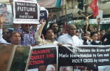 Sous la pression des chrétiens pakistanais, une série télé pouvant banaliser la conversion à l'islam et le mariage forcés de chrétiennes ne sera pas diffusée