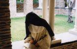 Décès et funérailles de Mère Marie Emmanuelle, supérieure des dominicaines contemplatives d'Avrillé