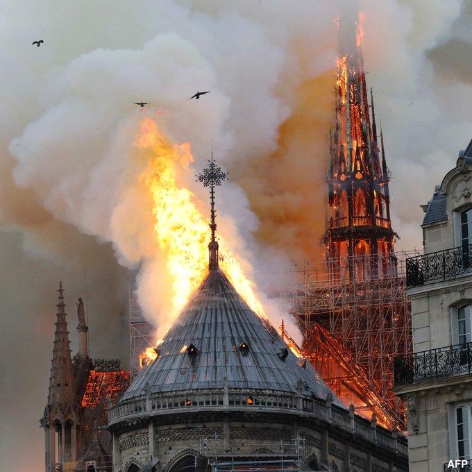 Cardinal Pacelli: «Notre-Dame de Paris c'est l'âme même de la France»