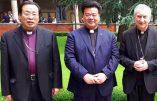 """Accord Chine-Vatican – L'évêque de Pékin: """"le gouvernement chinois adapte les religions"""" pour qu'elles annoncent le socialisme"""