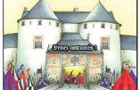 30 juin 2019, fête médiévale à Peaugres (Ardèche)