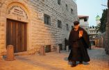 Des séminaristes arméniens attaqués à Jérusalem par des Juifs antichrétiens