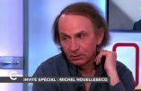 Michel Houellebecq dénonce l'Etat français qui a tué Vincent Lambert