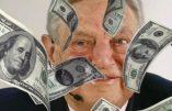 Les millions de dollars investis par Soros dans les élections américaines