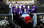 Lettre à l'Archevêque de Paris au sujet des obsèques de Jacques Chirac
