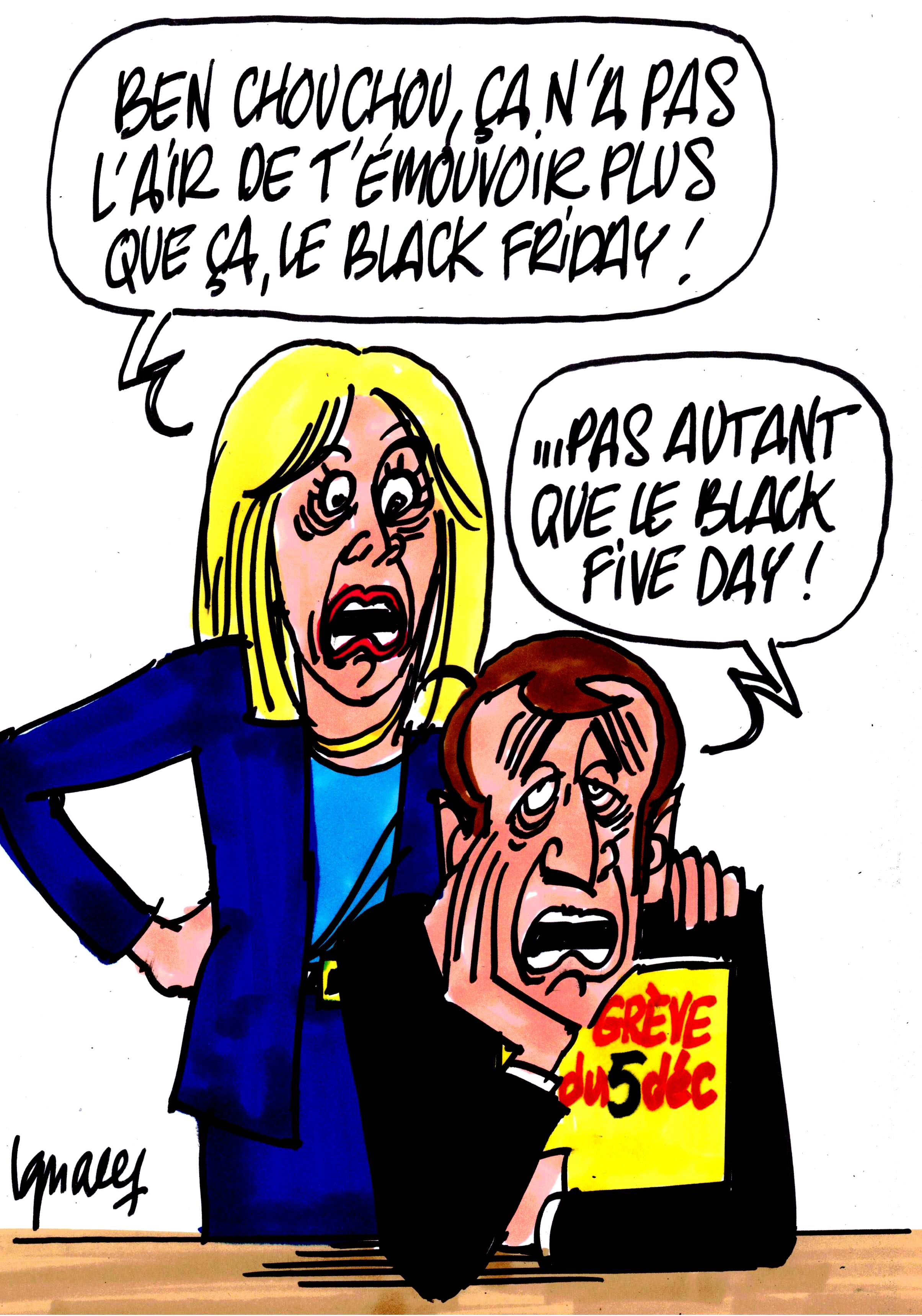 Ignace - Black Friday
