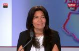 Samia Ghali, candidate à Marseille, se dit FLN et se prend pour la madone