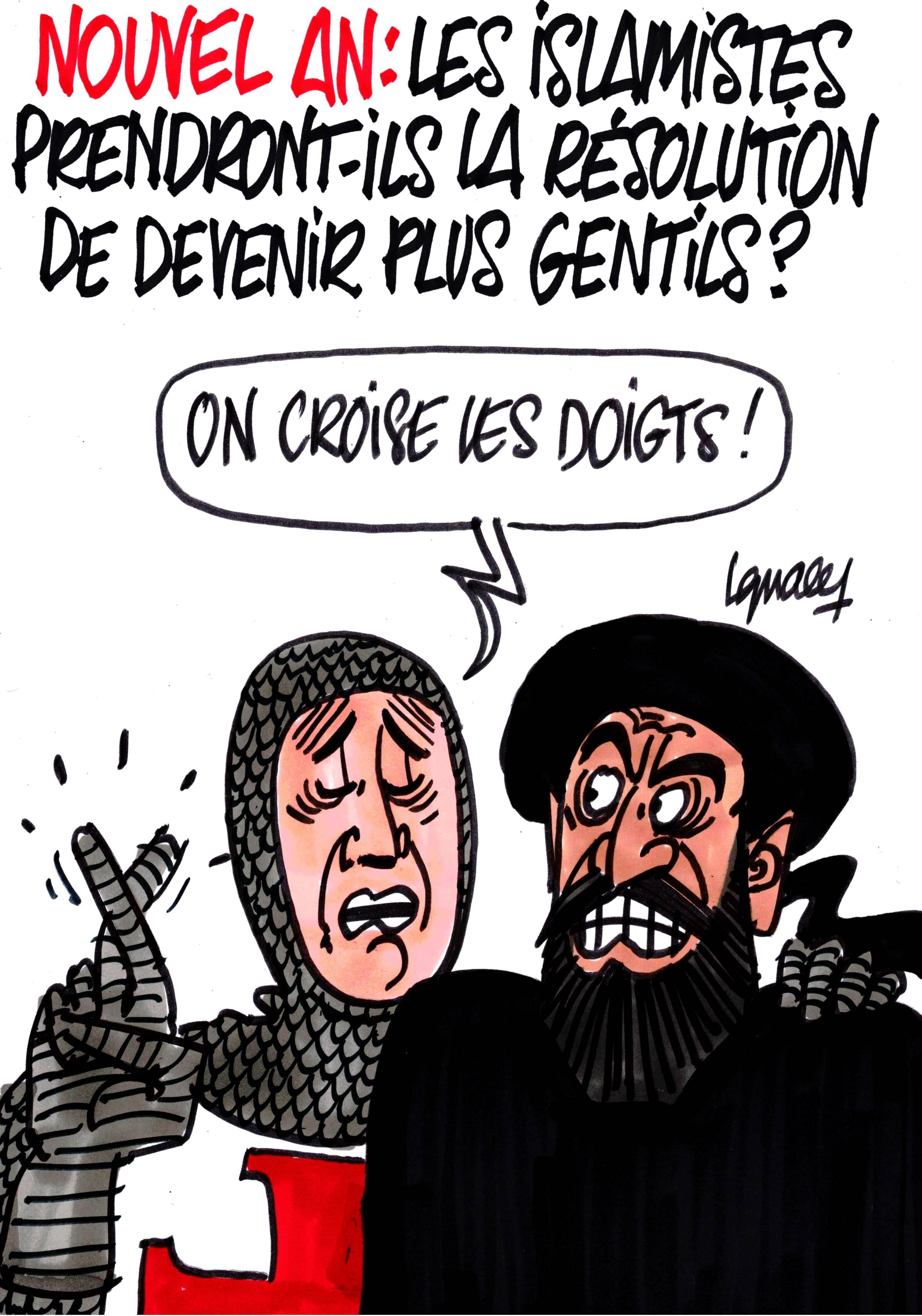 Ignace - Islamisme et bonnes résolutions