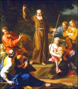 Samedi 28 mars 2020 – De la férie – Saint Jean de Capistran, Confesseur, franciscian
