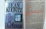 Un roman de Dean Koontz avait imaginé le coronavirus