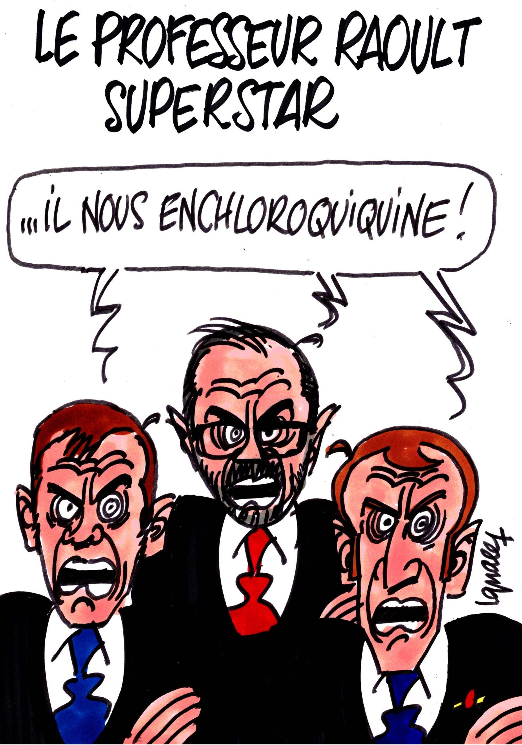 Ignace - Le Professeur Raoult superstar !