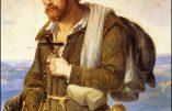 Jeudi 16 avril 2020 – Jeudi de Pâques – Saint Benoît-Joseph Labre, Pèlerin, Mendiant, Cordigère franciscain (1748-1783)