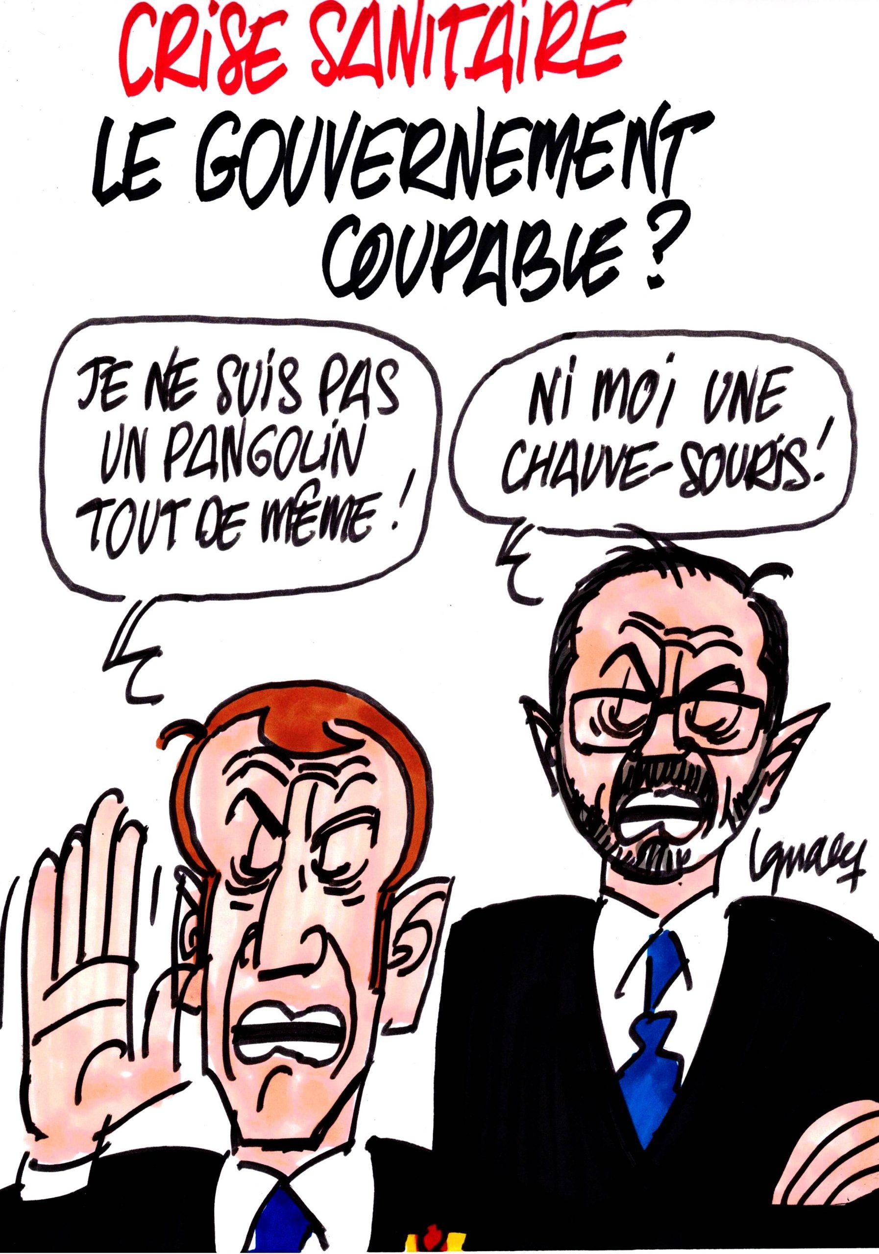 Ignace - Gouvernement coupable ?