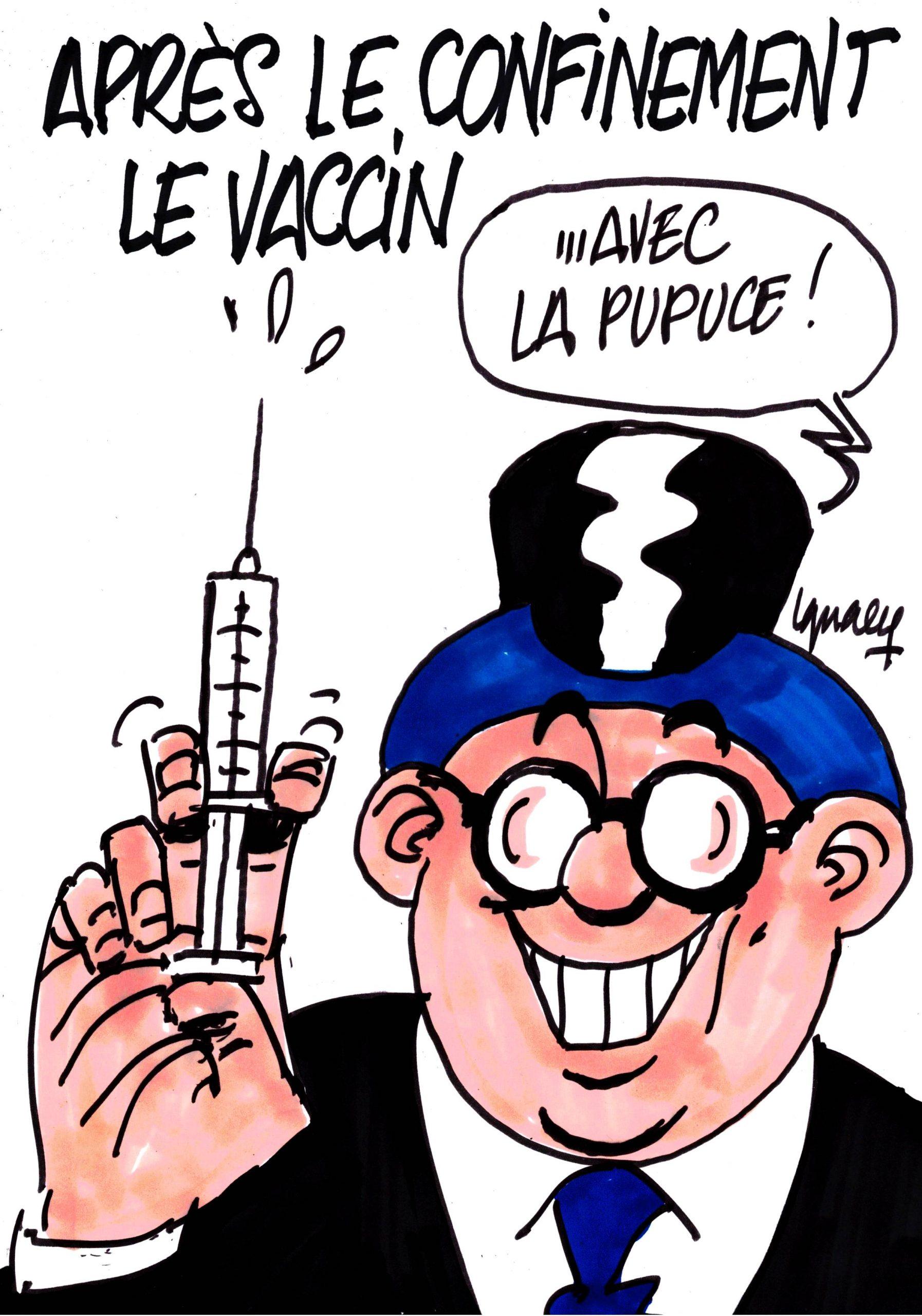 Ignace - Après le confinement, le vaccin