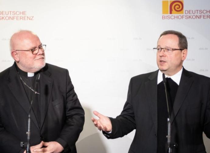 Synode allemand, toujours sur une ligne hérétique