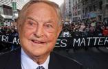 Caméra cachée : Un groupe d'extrême gauche avoue être financé par Soros