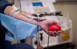 La Gaystapo a encore frappé, les homosexuels peuvent à nouveau donner leur sang sans restriction