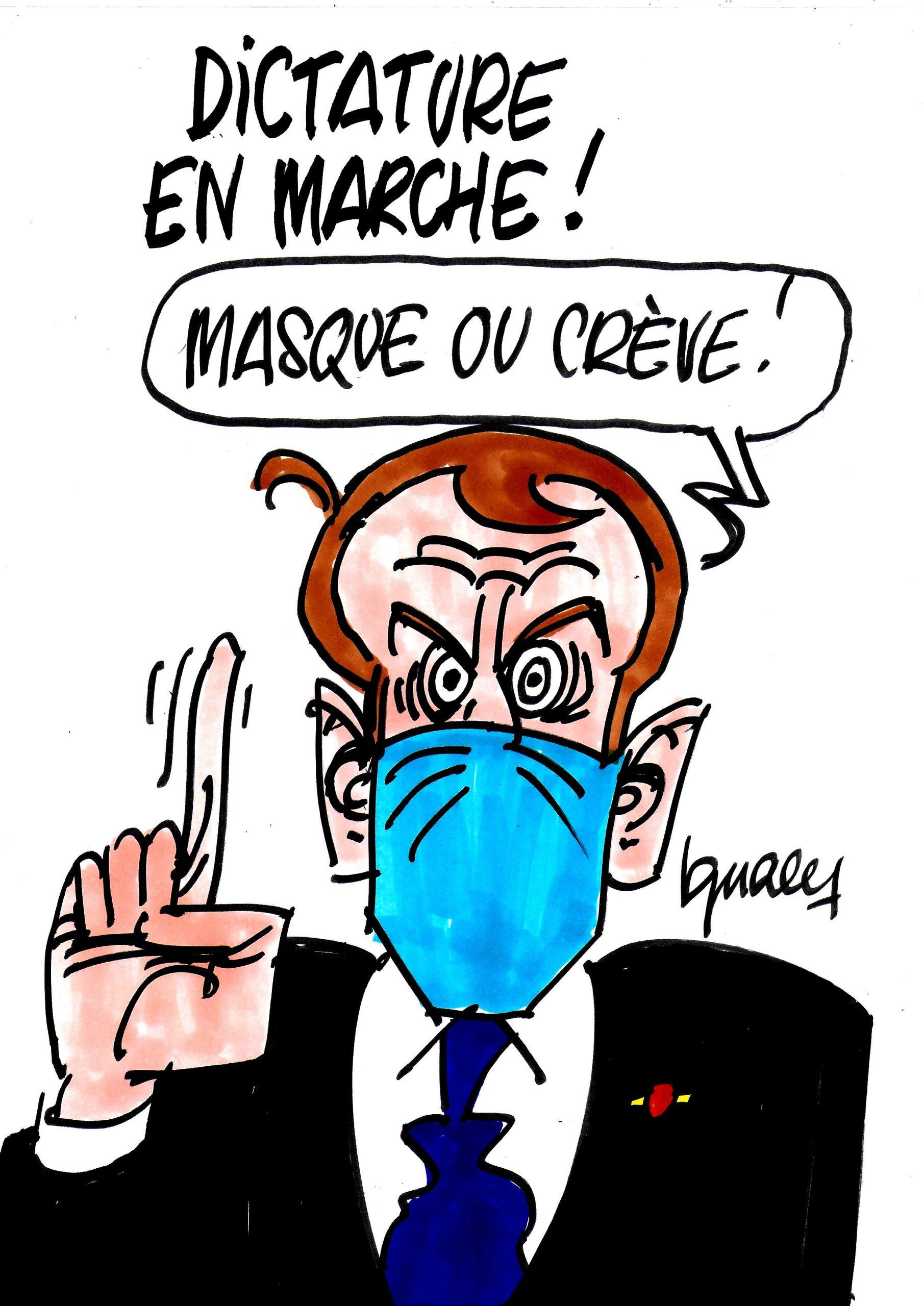 Ignace - Dictature en marche