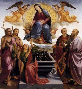 Samedi 15 août 2020 – Assomption de la Bienheureuse Vierge Marie