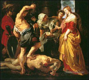 Samedi 29 août 2020 – La Décollation de saint Jean-Baptiste – Sainte Sabine, Martyre