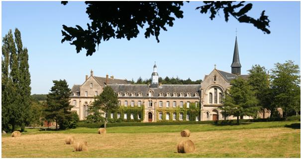 Bellefontaine, une abbaye riche en Histoire et en pommes