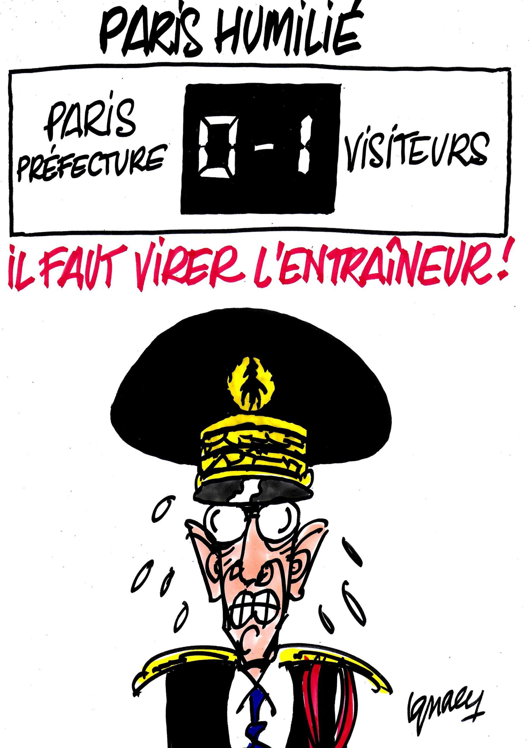 Ignace - Paris humilié
