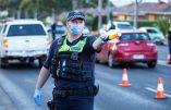 Melbourne bascule dans la dictature sanitaire et permet à la police d'entrer sans mandat dans les habitations
