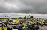 Des milliers de sympathisants du Vlaams Belang paradent pour dénoncer la formation d'un gouvernement des perdants