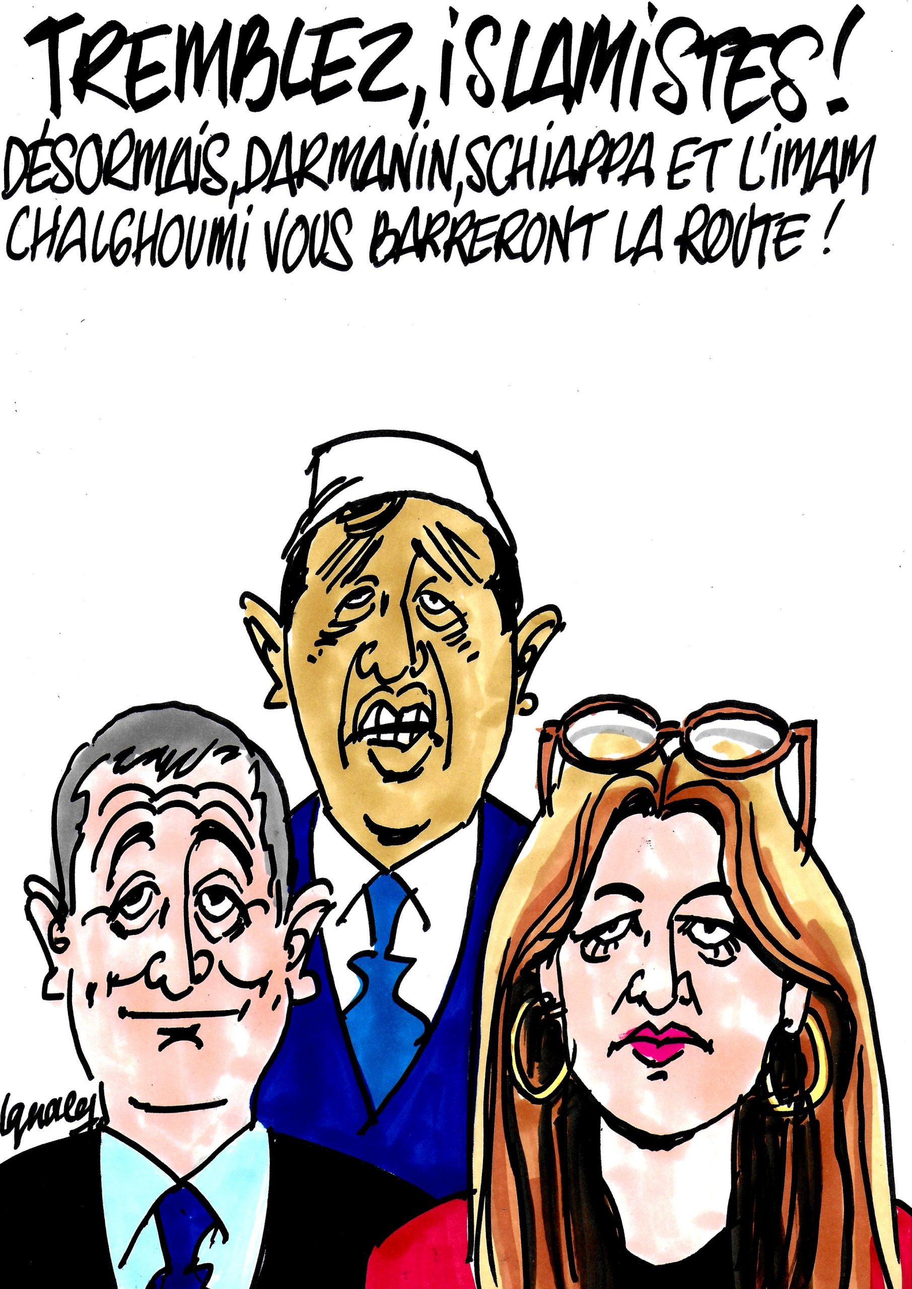 "Ignace - ""Tremblez, islamistes !"""