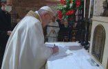 Tous frères, l'encyclique politique du pape François