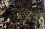 """Provocation – Des Turcs manifestent à Dijon au cri de """"Allah Akbar"""""""
