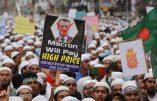 Bangladesh – Des dizaines de milliers de manifestants menacent la France