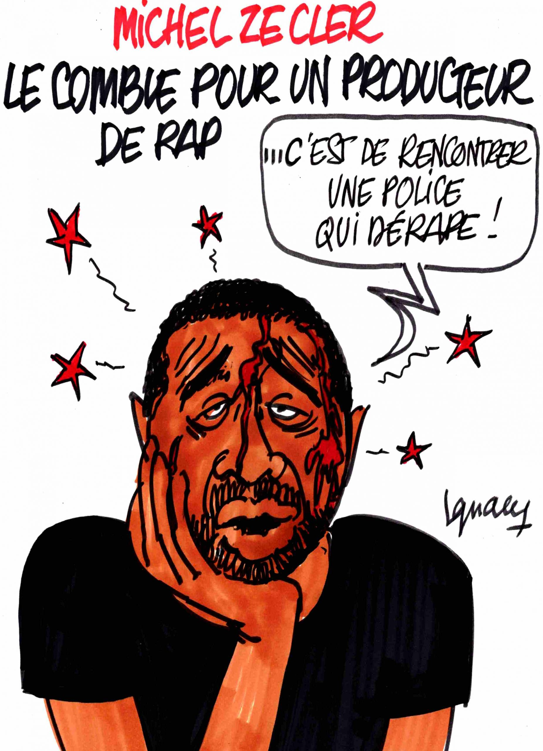Ignace - Le comble pour Michel Zecler