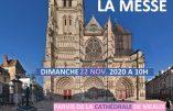 22 novembre 2020 à Meaux – Nous voulons la Messe !