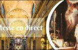 Les messes sont visionnables en direct et en différé sur la chaine Youtube de Saint-Nicolas-du-Chardonnet