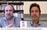 L'économiste Philippe Herlin au sujet du Great Reset