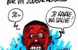 Ignace - Marcus Thuram a dû cracher au bassinet