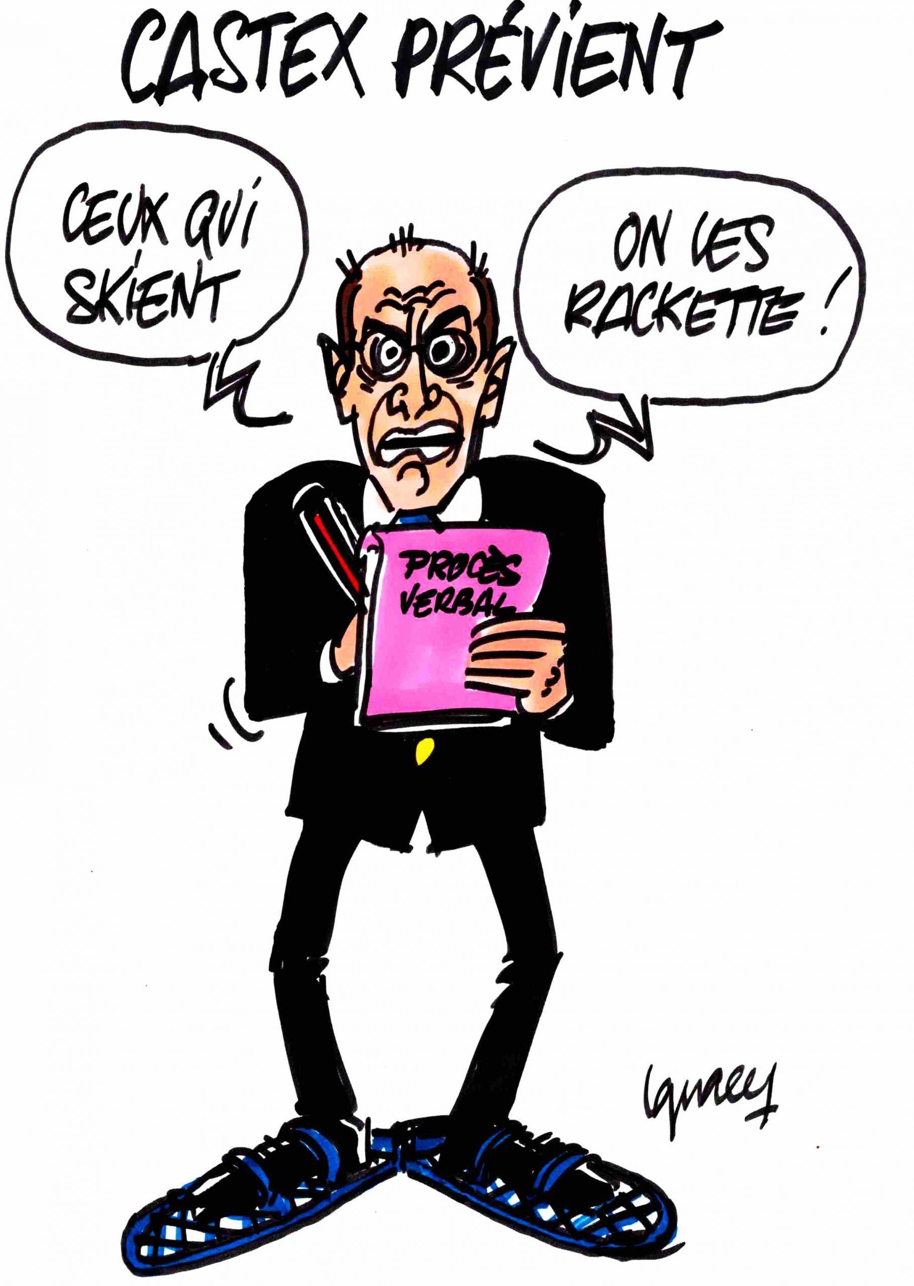 Ignace - Castex prévient...