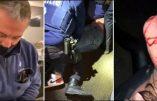 L'incroyable violence policière à Waterloo contre une famille dénoncée comme ne respectant pas le confinement